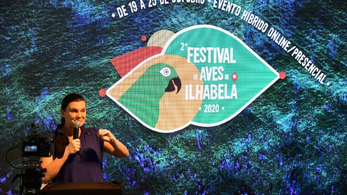 Ilhabela comemora bons resultados do Festival de Aves
